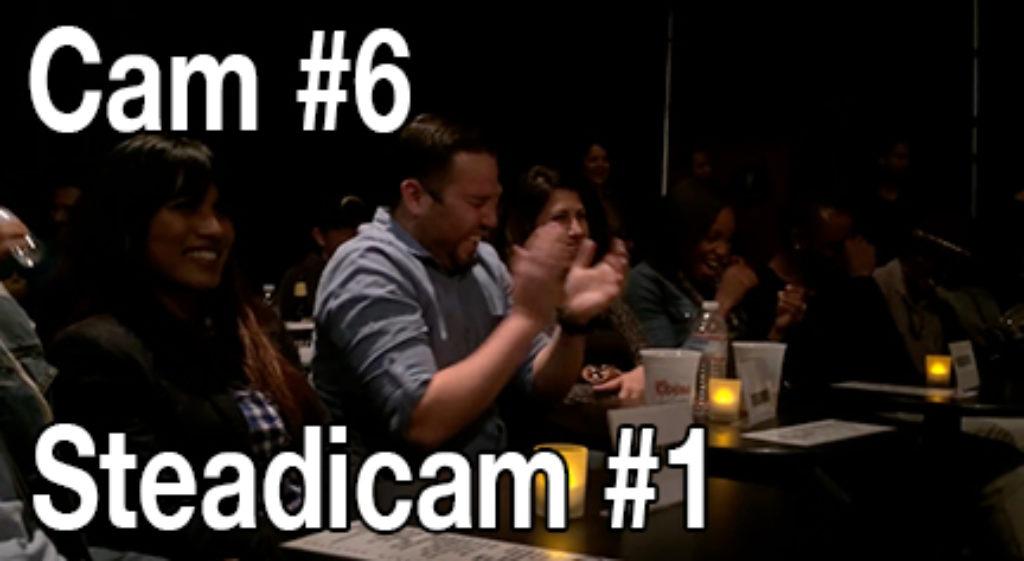 Cam #6 Steadicam 1